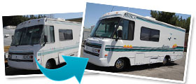 RV and Motorhome Donation Program
