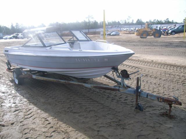 Sunbird Boats History 1986 Sunbird Boat