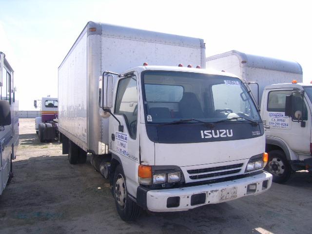 2000 isuzu nqr diesel box truck donation in california   cars for