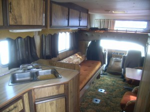 how to get a donated rv