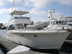 Boat donation to charity