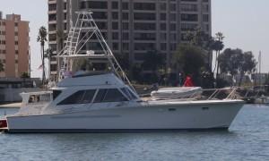 Fishing Boat Donation