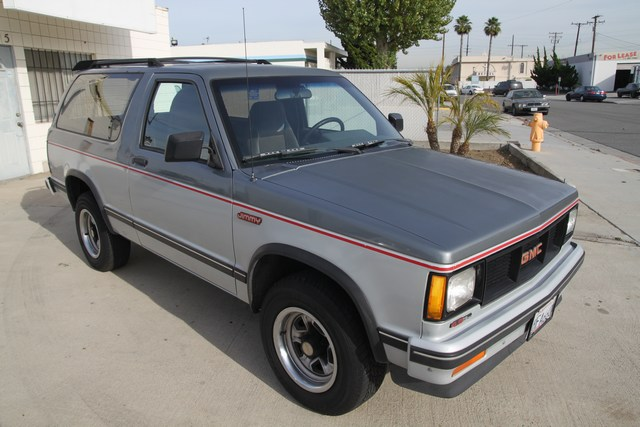 Immaculate Gmc Jimmy Car Donation From Whittier Ca Cars For